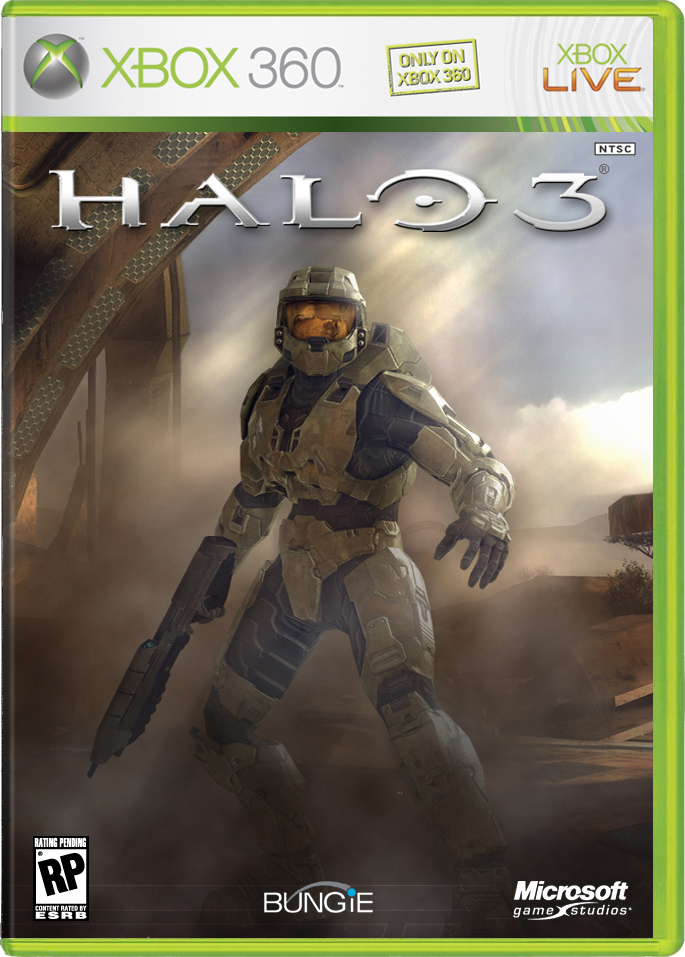 what is halo 3 rated